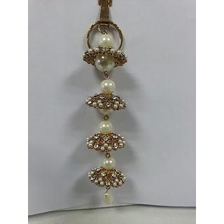 95baf6fba Buy Binal Kundan Saree Pin Brooch Juda Waist Online @ ₹190 from ...