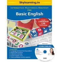 Basic English CD/DVD Combo Pack