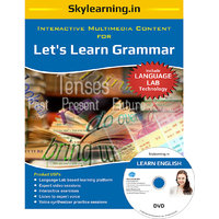 Lets Learn Grammar CD/DVD Combo Pack