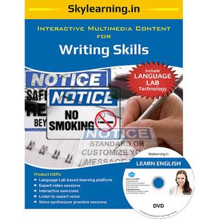 Writing Skills CD/DVD Combo Pack