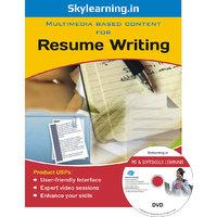 Resume Writing CD/DVD Combo Pack