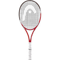 Head Youtek IG Prestige S G3 Strung Tennis Racquet (Red Black Weight - 305)