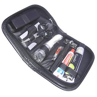 Shaving Kit Travel Bag Pack Men's Kit Toprun Premium Size Length-6 Width- 4