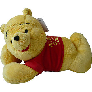 Disney Lazy Pooh - 22 Inch (Red Yellow)