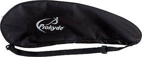 Prokyde Alpha Racquet Carry Case/Cover Free Size (Black)
