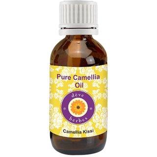 Pure Camellia Oil 30ml -Camellia kissi
