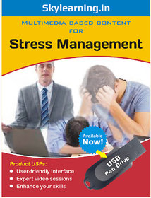 Stress Management Pendrive Combo Pack