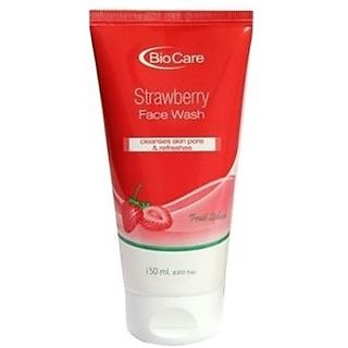 Bio Care - Strawberry Face Wash Face Wash (150 ml)