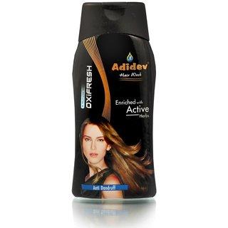 Adidev Herbals Oxi Fresh Hair Wash Anti Dandruff