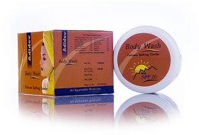 Adidev Herbals Fairness Body Wash Dry