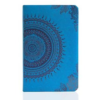 Doodle Ethnic Motif Diary A5 Stationary Notebook Hard Bound Multicolor