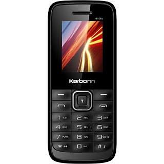 Karbonn K105s (1.8 , 16GB Expandable) Dual Sim
