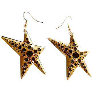 Beadworks Star in Heaven Earring