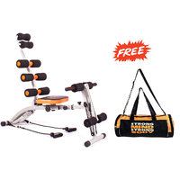 Protoner Wonder 6 Pack Core Core With Gym Bag