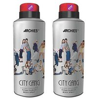 Archies Deo City Gang (Set of 2)