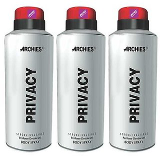 Archies Deo Privacy (Set of 3)