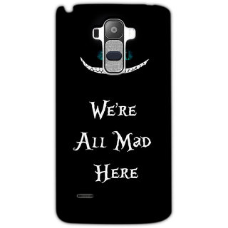Coversncases Designer Hard Bumper Back Cover Case For LG G4 Stylus