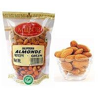 Miltop California Dried Fruits Almonds - 500 Gm