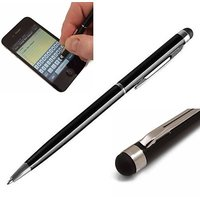 2-in-1 Touch Screen Stylus Ballpoint Pen For IPad IPhone IPod Tablet Smartphone