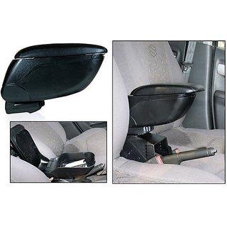 New Universal for Car Multi Console Box Center Arm Rest (black color)