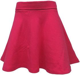 Kothari Girls Fushia Skirt