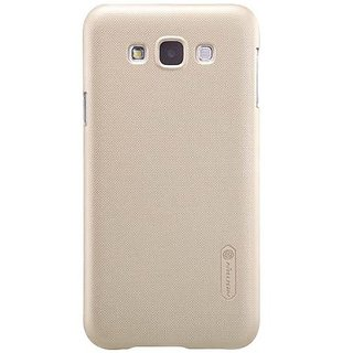Nillkin Back Cover Brown For Samsung Galaxy E7