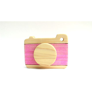 pretend camera toy modern wooden toy