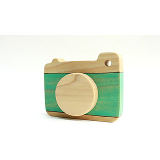 wooden camera toy pretend camera modern kid camera