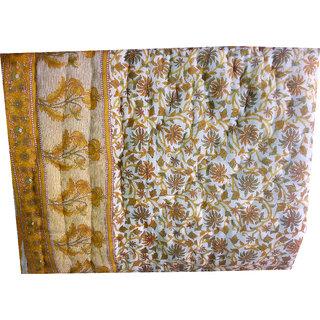 Marwal Jaipuri Cotton Double Bed Razai