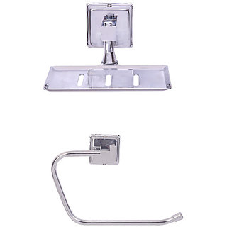 Zahab Plenet-9 Dish  Towel Ring combo