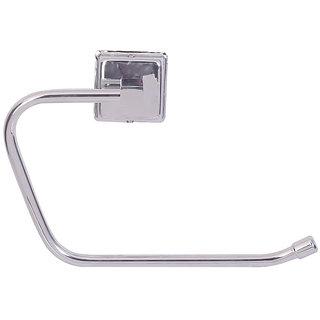 Zahab Plenet-9 Stainless Steel Towel Ring