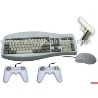 Computer Game Keyboard Video Game/ Video Game Console F
