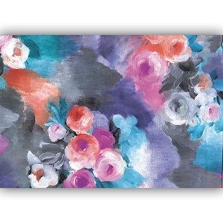 Vitalwalls - Abstract Painting  -Premium  Canvas Art Print