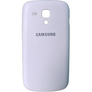 TOTTA Replacement OG Battery Back Panel for Samsung Galaxy S Duos - White