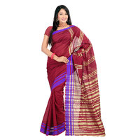 Aaina Printed Fashion Tissue Sari (FL-10342)