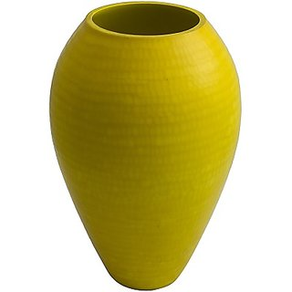 AnasaDecor Hammered Glass Vase