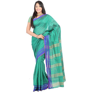 Aaina Printed Fashion Tissue Sari (FL-10343)