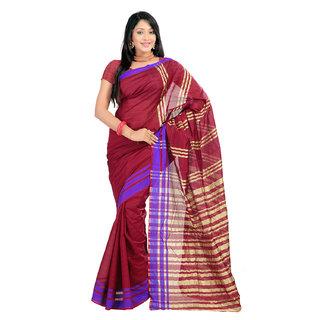Aaina Printed Fashion Tissue Sari (FL-10342)