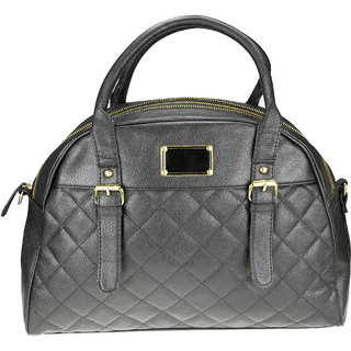 Genious Black Hand Bag For Women