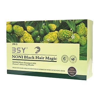 Bsy Noni Black Hair Magic 20 Sachet available at ShopClues for Rs.900