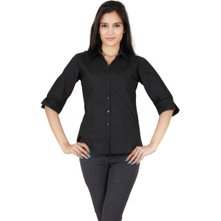 uc Formal Corporate Wear Shirt For Women And Girls