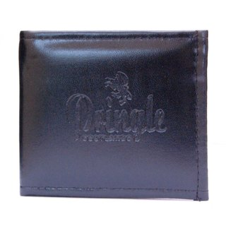 german  Leather WalletsPR001 black (Synthetic leather/Rexine)