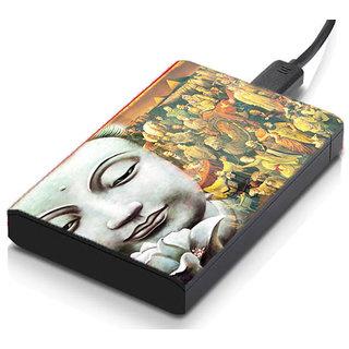 meSleep Budha Hard Drive Skin