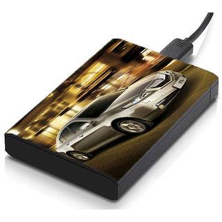 meSleep Car Hard Drive Skin