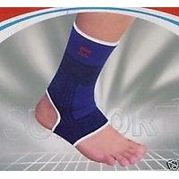 New Stretchable Ankle Foot Support Pair For Sports Exercise Pain Relief(xl)