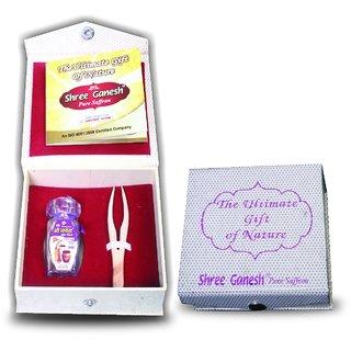Sancheti Shree Ganesh Pure Kashmiri Saffron Gift Pack