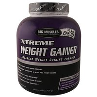 Big Muscle Xtreme Weight Gainer 6Lbs
