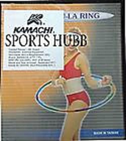 Hula Hoop With 16 Pieces For Length Adjustment