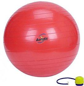 Aerofit Anti Burst Gym Ball - Size 95 cm, Diameter 95 cm (Pack of 1, Multicolor)