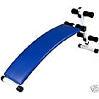 Curved Sit Up Bench For Ab Exercises